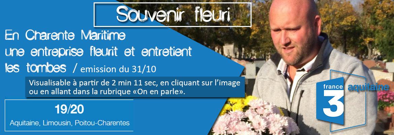 france-3-aquitaine-emission-31-octobre-2017-souvenir-fleuri