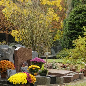 A qui incombe l'entretien des sépultures ?